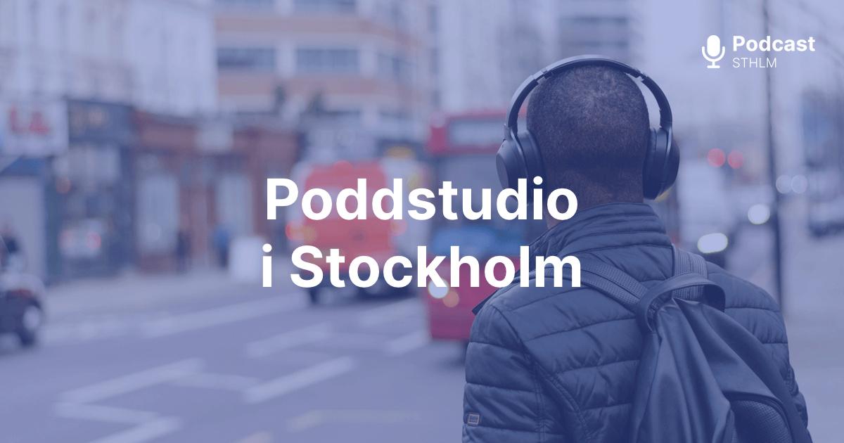Podcast Stockholm OG Image